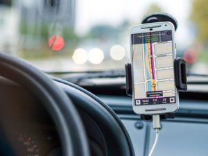 din indre GPS