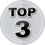 maanedens top 3