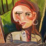 Florencio maler billeder i trance