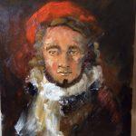 Selvportræt Rembrandt