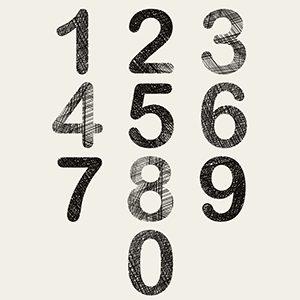 Tænk på et tal.