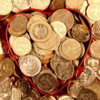 Penge og et hjerte af guld